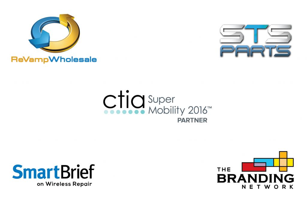 Wireless Repair EXPO 2016 Premier Partners